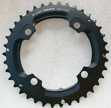 SRAM Truvativ MTB Chainring 2x10 Speed 38T w/ L-Pin Black, NIB