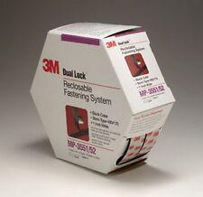 "3M 6484 Dual Lock™ Reclosable Fastener System 06484 Black, 1"" x 4.9 yd"