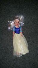Blonde Snow White Barbie Doll