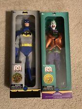 Mego Target Joker and Batman 14 inch action figure NIB