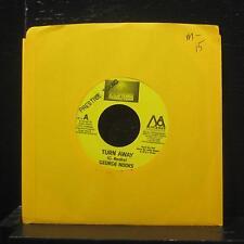 "George Nooks - Turn Away 7"" Mint- BP 12 Vinyl 45 2002 USA"