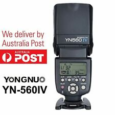 YONGNUO YN-560 IV Wrieless Speedlite Flash for Canon Nikon YN560-TX RF-603 II AU