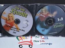 Hip Hop Hustle 1 & 2 & Hip Hop Hustle Vol. 3 Discs Only