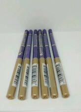 . JORDANA Easyliner For Eyes Retractable Pencil 18 Purple Fusion , Lot of 6.