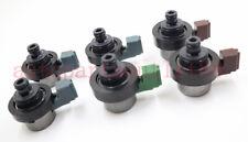 OEM 6PCS 4EAT Transmission Solenoids Kit For Subaru Forester 2.5 Outback