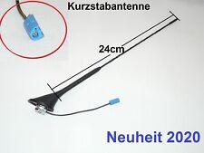 Noir de rechange AM//FM antenne antenne Toit /à vis en type Zafira MK2
