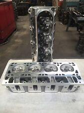 2 Chevy LS1 LS2 LS6 210cc 64cc 2 Aluminum Cylinder Heads Pro Header Qual cast