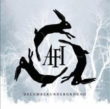 Afi - Decemberunderground (UK IMPORT) CD NEW