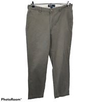 Polo By Ralph Lauren Philip Pant Classic Chino Pants 100% Cotton Mens 36x34