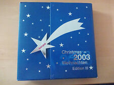 Herpa 1:500 Advent Calendario 2003-Austrian, Air India, Germania, Air Pacific