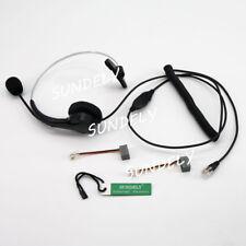 Call Center headset AVAYA  Lucent 6402D 6408D+ 6416D+M 6424D+M 8403 8410D