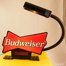 Vintage Budweiser Clydesdale lamp light
