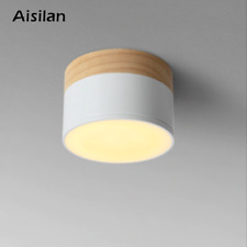 Aisilan Led Ceiling Spot Light For Ceiling Lamps Lighting Fixtures Led 5W Wood
