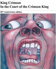 King Crimson In the Court of the Crimson 50th Anniversary 3 CD + BLURAY - NEW