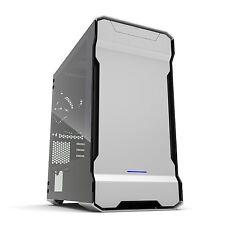Phanteks Enthoo Evolv mATX Silver Midi Tower Case - USB 3.0