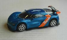 Bburago Renault Alpine A110-50 blaumetallic 1:43 Modellauto Sportwagen Auto Car