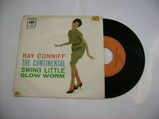 """RAY CONNIFF - THE CONTINENTAL - 7"""" VINYL ITALY VERY GOOD CONDITION"""