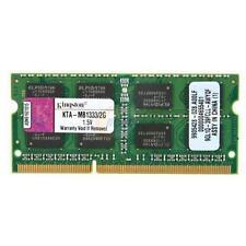 Kingston 4 GB SO-DIMM 1333 MHz PC3-10600 DDR3 Memory (KTA-MB1333/4G)