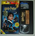 film VHS HARRY POTTER E LA PIETRA FILOSOFALE CARTONATA PANORAMA (FP1**) no dvd