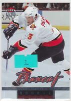 2005 05-06 Ultra #261 Dion Phaneuf RC Rookie