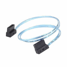 Silverstone CP11 Low Profile Ultra Thin Lateral 90° angled 6Gb/s SATA Cable