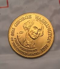 1992 SHELL PRESIDENTIAL COLLECTOR COINS. - George Washington
