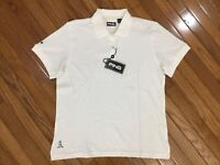 NWT Ping Women's White Golf Polo Shirt Top Blouse Size XL MSRP $36 New