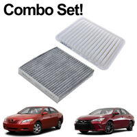 For Toyota Camry 2007-2017 2.5L Combo Engine Activated Carbon Cabin Air Filter