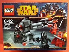 Lego STAR WARS Death Star Troopers #75034