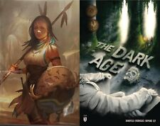 DARK AGE 2 SET INCLUDING BOTH A 500 PRINT RUN VIRGIN VARIANT AND COVER A PRESALE