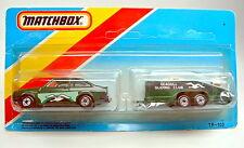 Tp102 vert foncé Ford Escort & Glider Caravane extrêmement rare couleur