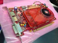 HP ATI RADEON 481421-001 HD 3650 VIDEO GRAPHICS CARD 481421