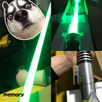 Hasbro Star Wars Luke Skywalker green Lightsaber FX Collection level In stock!!!