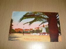 CPA Carte Postale Ancienne Bastia Place Saint-Nicolas