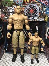 "MATTEL John Cena WWE 12"" & 6"" Action Figure Lot"
