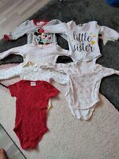 Babybekleidungspaket Kinderbekleidung 74/80  Mädchen 27 Teile Herbst Winterpaket