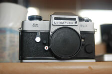 Leicaflex SL2 Camera body only with strap and body cap
