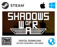 Shadows of War - PC Steam Key - Win / Mac