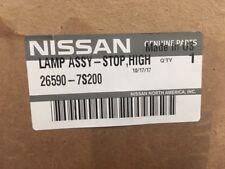 2004-2015 Nissan Titan High Mount Stop 3rd Brake Light OEM NEW 26590-7S200