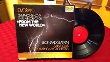 Dvorak symphony  NO.9 in E Minor ,OP.95/Leonard Slatkin  ,Saint Louis Symphony