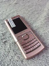 Nokia 6500 classic Handy in rosa wie neu OVP 6500c mobile phone pink like new