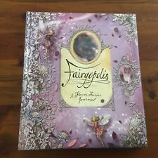 CICELY MARY BARKER - FAIRYOPOLIS - A FLOWER FAIRY JOURNAL - Hardcover EXCELLENT!