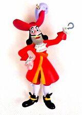 NEW! Disney Peter Pan Captain Hook Christmas Tree Ornament Holiday Super Cute