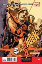 RED SHE HULK #65