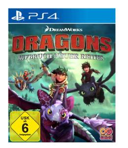 Dragons - Aufbruch neuer Reiter * Playstation 4 *