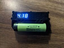 18650 Battery Quick Checker - Magnetic with Reverse Polarity Protection