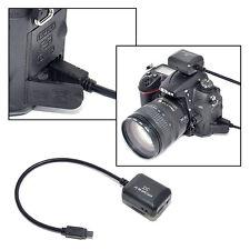 Adaptateur Récepteur GPS Système pour Nikon D90 3100 3200 7100 5300 7000 Coolpix