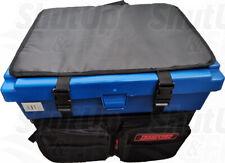 Tronixpro Beach Sea Fishing Blue Seat Box Plus Conversion Rucksack Combo