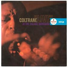 JOHN COLTRANE - Live At The Village Vanguard - 1962 France LP