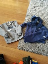 Nike Tracksuit And Jumper 18 Month Boys